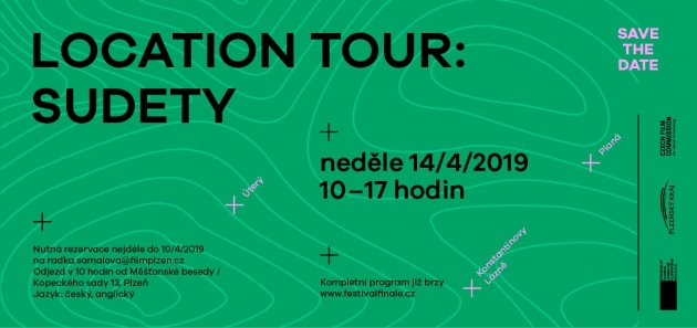 LOCATION TOUR: SUDETY, 14.4.2019