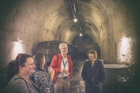 As part of the Finále Plzeň 2018 Film Festival, the Regional Film Office organized two location tours of the Pilsen Region. The first one focused on industrial heritage and the second one on Baroque monuments; the region has something to offer to film professionals in both of these themes. It presented not only monuments that already made history in audiovisual production, but also locations that offered a lot of unused potential.